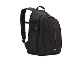 Case Logic SLR Camera Backpack + 15 Mac 14.1 PC, DCB309BLACK, 33539838, Carrying Cases - Camera/Camcorder