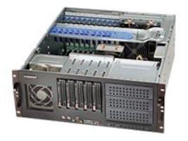 Supermicro SuperChassis, 4U RM, EATX, 5x3.5 SAS SATA HS, 7xSlots, 600W RPS, Black, CSE-842XTQ-R606B, 14261826, Cases - Systems/Servers