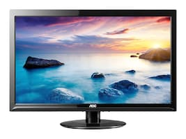 AOC 24 E2425SWD Full HD LED-LCD Monitor, Black, E2425SWD, 16425003, Monitors