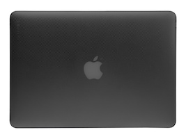 Incipio Incase Hard-shell Case for MacBook Pro 13, Black Frost, CL60611, 32621119, Carrying Cases - Other