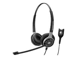 Sennheiser SC 660 Binaural Noise-Cancelling Headset, 504557, 16348837, Headsets (w/ microphone)