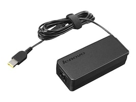 Lenovo Thinkpad 65W AC Adapter Slim-tip (US Canada Mexico), 0A36258, 15755422, AC Power Adapters (external)
