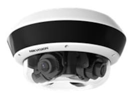 Hikvision 20MP PanoVu Flexible Outdoor Network Camera with 2.8-12mm Lens, DS-2CD6D54FWD-IZHS, 35521041, Cameras - Security