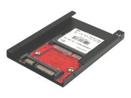 Addonics 2.5 CFAST Open End Hard Drive Adapter Kit - Black, AD25CFASTD-N, 37655473, Drive Mounting Hardware