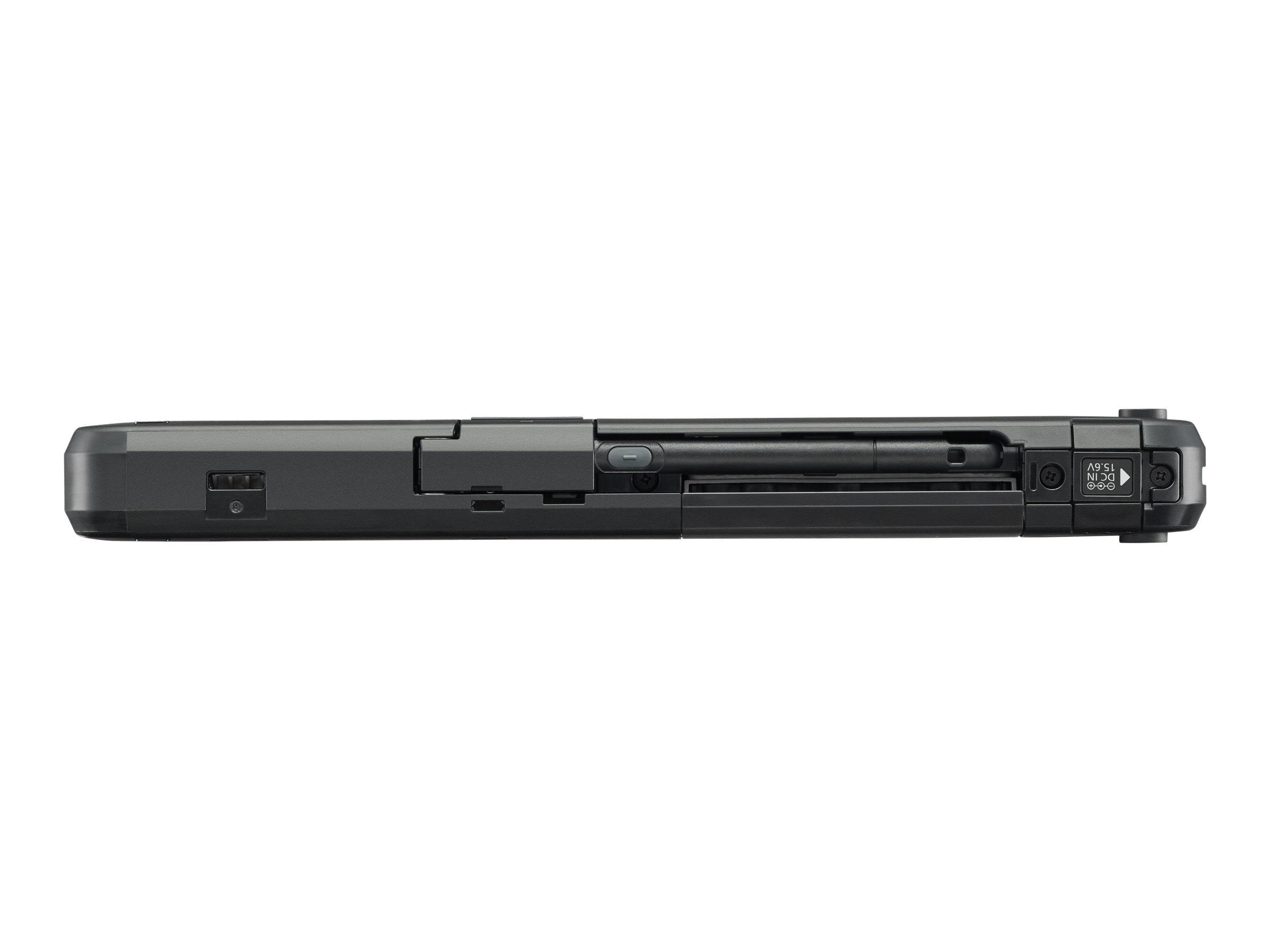 Panasonic Toughbook 33 Core i5-7300U 2 6GHz 8GB 256GB SSD ac BT LTE GPS Pen  KYB 2xWC 12