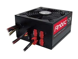 Antec 520W ATX12V Gamer Ready PSU HCG 80 Plus Bronze Cert, HCG-520M, 13600371, Power Supply Units (internal)