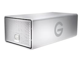 G-Technology 8TB Removable Thunderbolt2 3.0 Storage, 0G04085, 19018294, Direct Attached Storage