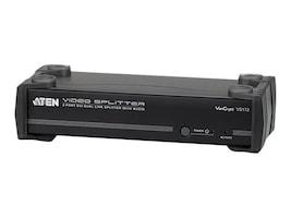 Aten 2-Port DVI Dual Link Splitter with Audio, VS172, 15752504, Video Extenders & Splitters