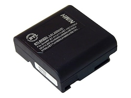 BTI Battery, Lithium-Ion, 3.7 Volts, 850mAh, for Panasonic, BTI-PDS007, 8443156, Batteries - Camera