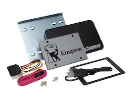 Kingston 240GB UV500 SATA 6Gb s 2.5 Internal Solid State Drive Desktop Notebook Upgrade Kit, SUV500B/240G, 35524621, Solid State Drives - Internal