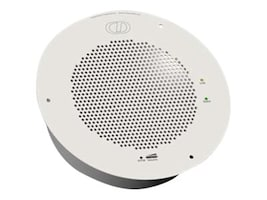 CyberData VoIP Ceiling Speaker V2, 011394, 32460546, Speakers - Audio