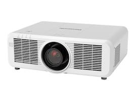 Panasonic PT-MZ670LU WUXGA LCD Projector, 6500 Lumens, White (No Lens), PT-MZ670LU, 34913730, Projectors