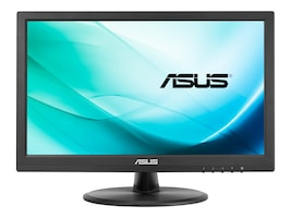Asus 15.6 VT168H LED-LCD Touchscreen Display, Black, VT168H, 33686803, Monitors - Touchscreen