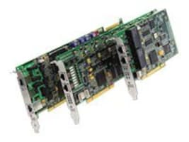 Dialogic TR1034+ELP4-4L 4-Port PCIE Low Profile Analog, 901-017-02, 17684488, Fax Servers