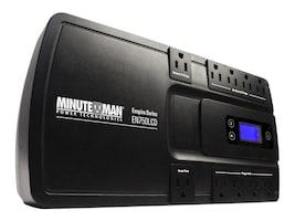 Minuteman Enspire Series 750VA 450W Standby UPS w  10-Outlets, EN750LCD, 32684224, Battery Backup/UPS