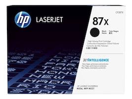 HP 87X (CF287X) High Yield Black Original LaserJet Cartridge w  JetIntelligence, CF287X, 30673513, Toner and Imaging Components - OEM