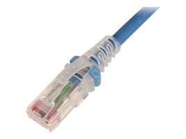 Siemon Cat6 UTP Patch Cable, Blue, 3ft, MC6-03-06, 17471458, Cables