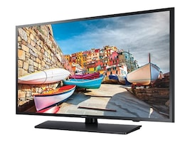 Samsung 43 HE478 Full HD LED-LCD Hospitality TV, Black, HG43NE478SFXZA, 32451324, Televisions - Commercial