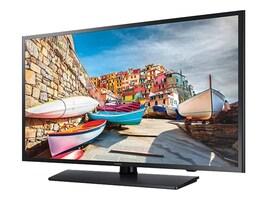 Samsung HG43NE478SFXZA Main Image from Right-angle