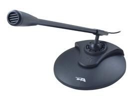 Cyber Acoustics Desktop Omni Microphone, ACM-51B/49P4049, 5482150, Microphones & Accessories