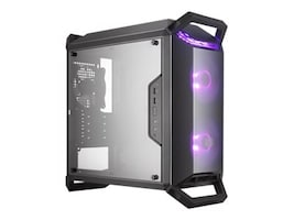 Cooler Master Chassis, MasterBox Q300P Tower 1x3.5 bays 2x2.5 bays 4xExpansion slots, MCB-Q300P-KANN-S02, 35179522, Cases - Systems/Servers