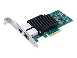 Axiom NIC 2PT RJ45 INTEL COMP X550T2 X550-T2, X550T2-AX, 35952221, Network Adapters & NICs