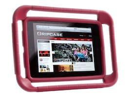 Gripcase Case for iPad Air, Red, IAIR-RED, 16936436, Carrying Cases - Tablets & eReaders