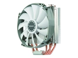 Enermax Side Flow Air CPU Cooler Fan LGA 1151 200W TDP 14cm Winglet, ETS-T40F-RF, 30660843, Cooling Systems/Fans