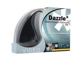 Corel Dazzle Video Creator, Platinum DVD HD, Video Editing Hardware, 9900-65208-00, 13337534, Software - Video Editing