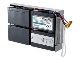 Ereplacements Battery for APC RBC24, SLA24-ER, 18453921, Batteries - Other