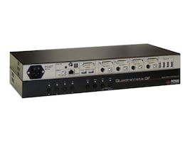 Rose 1x4 KVM Switch w  Quad, Full PIP, Win Display Modes, QV-4KVMDVI-QF, 19295072, KVM Switches