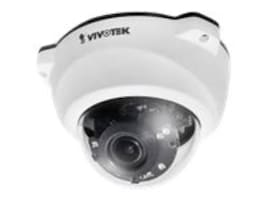 4Xem 1.3MP Vandal-Proof Day Night Fixed Dome Network Camera with 2.8mm Lens, White, FD8152V-F2-W, 32006642, Cameras - Security