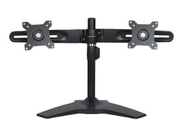 Planar Dual Monitor Stand, Black, 997-5253-00, 35597687, Stands & Mounts - AV