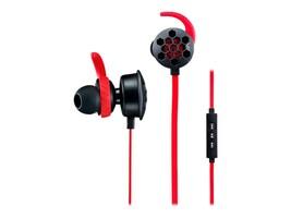 Thermaltake TTeSPORTs Isurus Pro InEar Headset, HT-ISF-ANIBBK-19, 23202051, Headsets (w/ microphone)