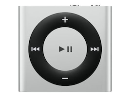Apple 2GB Pod Shuffle - Silver, MKMG2LL/A, 25874847, DMP - iPod Shuffle