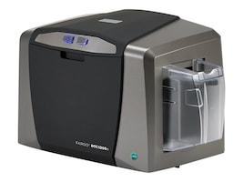 Fargo Electronics DTC1250e Card Printer-Encoder (Dual Side, Base Printer,   USB, 3 Year Warranty, 050100, 16942650, Printers - Card