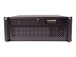 Planar Clarity VCS-12DP,8 Video Wall Processor, Core i7 8GB Win7, 997-7710, 21085744, Digital Signage Players & Solutions