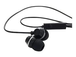 Verbatim Stereo Earphones w  Microphone & Hands Free Calling, 99774, 35192065, Headsets (w/ microphone)