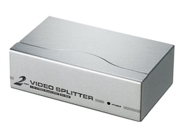 Aten 2-Port Video Splitter, VS92A, 365149, Video Extenders & Splitters