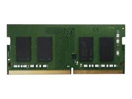 Qnap 8GB PC4-19200 260-pin DDR4 SDRAM SODIMM, RAM-8GDR4K1-SO-2400, 35652519, Memory