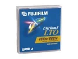 Fujifilm 400GB 800GB LTO Ultrium 3 Tape Cartridge, 26230010, 10656847, Tape Drive Cartridges & Accessories