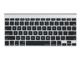 Macally Protective Cover for Macbook Keyboard, Black, KBGUARDB, 17582131, Protective & Dust Covers