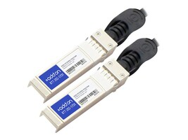 AddOn Cisco to HP 10GBase-CU SFP+ to SFP+ Direct Attach Passive Twinax Cable, 3m, TAA, ADD-SCISHPA-PDAC3M, 32495546, Cables