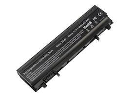 Ereplacements 65WHr 6-Cell Battery for Dell Latitude E5440, E5540, Dell 451-BBIE, 451-BBIE-ER, 34966559, Batteries - Notebook