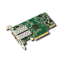 Solarflare Flareon SFN7002F 2-Port 10GbE PCIe 3.0 Server I O Adapter with PXE, SFN7002F-PXE, 20593077, Network Adapters & NICs