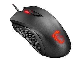 MSI Clutch GM10 Gaming Mouse, CLUTCHGM10, 35169412, Mice & Cursor Control Devices