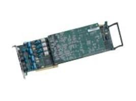 Dialogic VFX41JCTLSEW 887492-4PT PCIE, 887-492, 9843080, Fax Servers