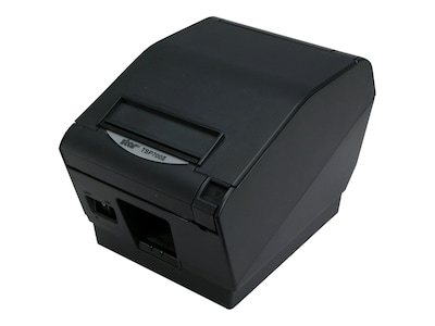 Star Micronics TSP743IIL Thermal Friction 2 Color Ethernet Printer - Gray w  Cutter, 37999950, 11584486, Printers - POS Receipt