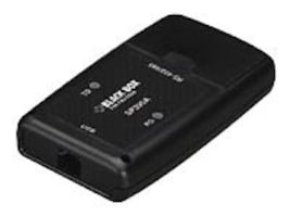 Black Box USB TO RS-422 RS-485 OPTO-ISOLATOR, SP390A-R2, 32877270, Network Adapters & NICs
