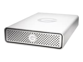 G-Technology 4TB G-DRIVE USB 3.0 External Hard Drive, 0G03594, 17764496, Hard Drives - External